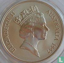 """Australië 1 dollar 1997 """"Kangaroo"""""""