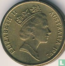 Australië 2 dollars 1992
