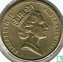 Australië 2 dollars 1993