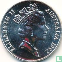 "Australië 10 dollars 1992 ""Northern Territory"""