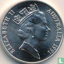 """Australië 10 dollars 1991 """"Tasmania"""""""