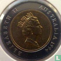 "Australië 5 dollars 1994 ""100 Years of the Enfranchisement of Women in South Australia"""