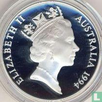 """Australië 5 dollars 1994 (PROOF) """"John McDouall Stuart"""""""