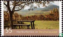 Herfstvakantie in Duitsland