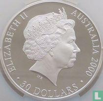 "Australia 30 dollars 2000 (PROOF) ""Summer Olympics in Sydney"""