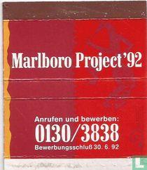 Marlboro Project '92