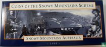"Australië jaarset 1999 ""Coins of the Snowy Mountains Scheme"""
