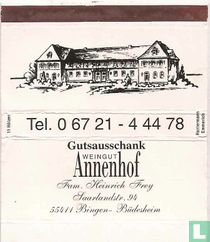 Gutsauschank Weingut Annenhof