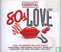 Essential 80s Love