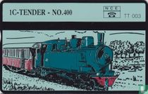 Treinen 1C-Tender no.400
