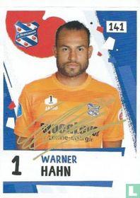 Warner Hahn
