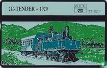 Treinen 2C-Tender 1920