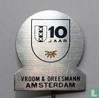 10 Jaar Vrijdag Voordeel Vroom & Dreesmann Amsterdam [misdruk]