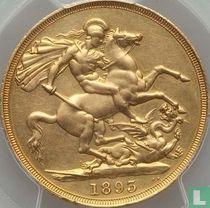 Verenigd Koninkrijk 2 pounds 1893