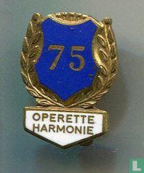 75 Operette Harmonie