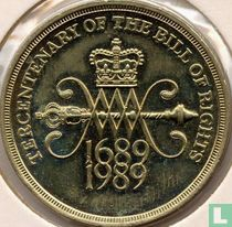 "Verenigd Koninkrijk 2 pounds 1989 ""300th Anniversary of the Bill of Rights"""