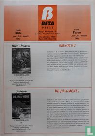 Betapress fonds Blitz fonds Farao jan-feb-maart 1991