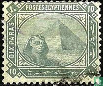 Pyramid Sphinx von Gizeh