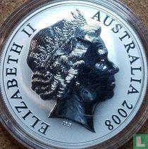 "Australië 1 dollar 2008 (zilver) ""Kangaroo"""