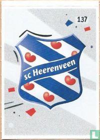 Clublogo Sc Heerenveen