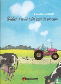 Didier, het 5e wiel aan de tractor kopen