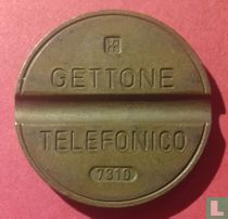 Gettone Telefonico 7310 (IPM)