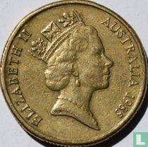 Australië 1 dollar 1985