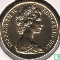 Australië 1 dollar 1984