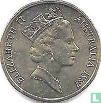 Australië 1 dollar 1987
