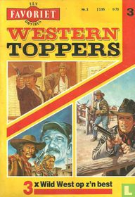 Western Toppers Omnibus 3