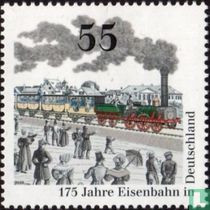 175 jaar spoorwegen in Duitsland