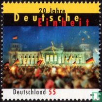 20 years German unity