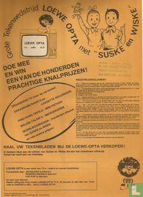 Grote tekenwedstrijd Loewe-Opta