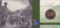"Australië 1 dollar 1999 (folder - S) ""The last Anzacs"""