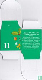 11 Black Tea with Honey & Melon