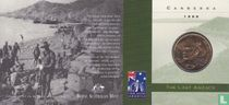 "Australië 1 dollar 1999 (folder - C) ""The last Anzacs"""