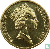Australië 2 dollars 1991