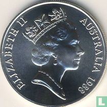 "Australia 10 dollars 1988 ""200th anniversary of the arrival of the First Fleet"""