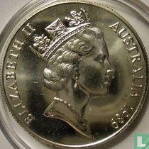 """Australië 10 dollars 1989 """"Queensland"""""""