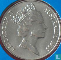 "Australia 10 dollars 1985 ""150th anniversary State of Victoria"""