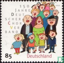 150 years of German choir band