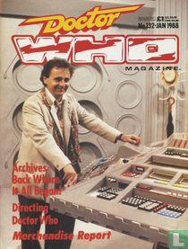 Doctor Who Magazine 132