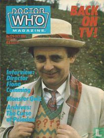 Doctor Who Magazine 129