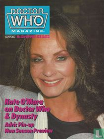 Doctor Who Magazine 128