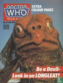 Doctor Who Magazine 127