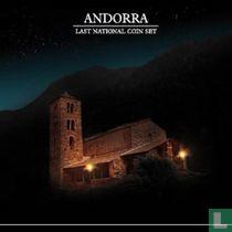 Andorra mint set 2013