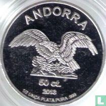 Andorra 50 cèntims 2013