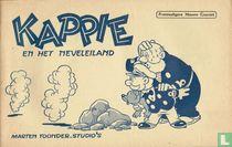 Kappie en het Neveleiland [uitg. DAVID Amsterdam, Premieuitgave Nieuwe Courant]