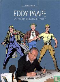Eddy Paape - La passion de la page d'après