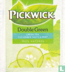Green Tea, Cucumber Taste & Mint
